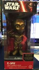 Funko Wacky Wobbler Vinyl Bobble Head Star Wars The Force Awakens C-3PO