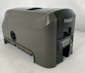 VGC! Datacard PX30 CD800 Single Sided ID Card Thermal Printer *NO Power Supply*