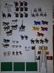 Heroquest Battle Masters Warhammer Board Game Miniatures Figures Job Lot Bundle