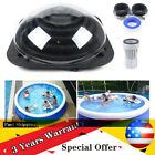 Outdoor Solar Dome Inground Black & Above Ground Swimming Pool Water Heater SALE