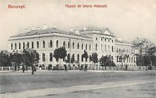 B76590 Romania bucuresti Muzeul de istorie Naturala