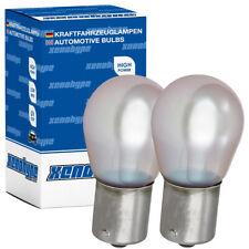 Xenohype Chrom e Bau15s PY21W Front Blinker Birnen Lampen C8