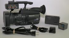 with SDC-26 Case Panasonic HDC-DX3 Camcorder External Microphone XM-AD2 Dual Channel XLR-Mini Audio Adapter for DSLR/'s Camcorders and Pro Video Cameras