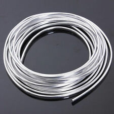 Chrome Trim for Car Interior Exterior Moulding Strip Decorative Line 1M Flexible