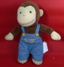 Mini Curious George doll
