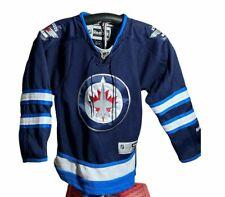 Winnipeg Jets Reebok NHL Replica Jersey Kids Boys Youth Size S/M Used