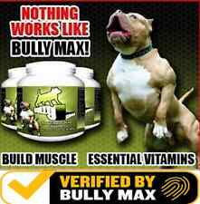 BULLY MAX MUSCLE BUILDER 60CT. 60 DAY SUPPLY. **AUTHORIZED SELLER**