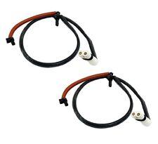 Pair Set of 2 Rear Brake Pad Sensors For Porsche Boxter 97-12 Cayman 06-12