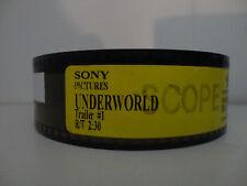 UNDERWORLD (2003) 35mm Movie Trailer #1 film collectible SCOPE 2min 30secs