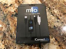 iConnectivity Mio USB to MIDI Interface