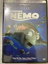 Finding Nemo, Disney (Dvd, 2003, 2-Disc Set) Collector's Edition Movie New