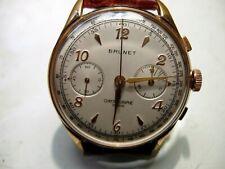 Cronografo LANDERON mov 248   17 rubini carica manuale vintage