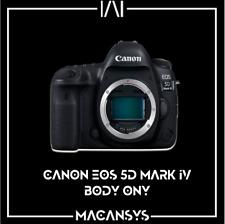 CANON EOS 5D Mark IV (WG)  DSLR Camera 30.4 Megapixels Built-in WiFi Body Only