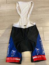 2003 2004 Usps U.S. Postal cycling team bib shorts Nike Vintage Eroica