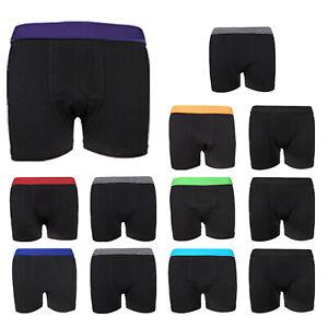 Boys Boxer Shorts Designer Trunk Cotton Boxer Underwear pants Children age 5-13