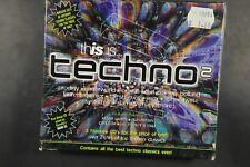This Is... Techno 2 - box set 2x cd plus bonus CD (C481)