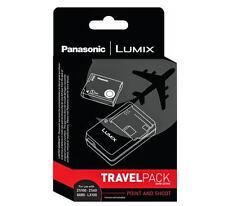 Genuine Panasonic Lumix Travel Pack Charger (DMW-BTC9) + (DMW-BLG10) Battery