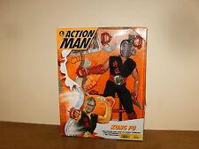 MAM modern ACTION MAN - HASBRO 1995 - KUNG FU power arm / coup de poing tornade