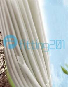 Glass Fiber High Temperature Electrical Insulation Tube Sleeving 600°C