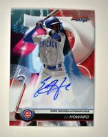 2020 Bowman's Best of 2020 Auto #B20-EHO Ed Howard - Chicago Cubs
