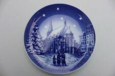 Herder Platz in Weimar, Winterling Weihnachtsteller 1990