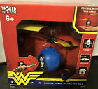 World Tech wonder woman flying UFO ball Infrared helicopter toy gift