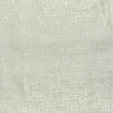 Prestigious Textiles - Shimmer - Ivory - Fabric - 290cm Long x 460cm Wide