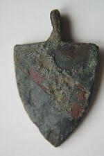 Inglés medieval escudo heráldico Colgante C. 13/15th siglo 3 Águilas