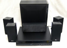 LG BH6720S 3D-Capable Blu-ray Disc™ Home Theater System W/ Smart TV & Wireless