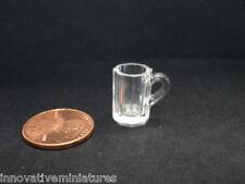 Miniature Beer Dollhouse  Mugs/Plastic/set of 6