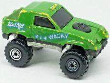 Vtg Hot Wheels Color Changer Green Kool-Aid 4x4 Wacky Gulch Stepper DieCast 1/64