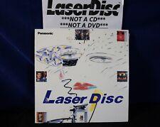 *LASERDISC/JAPAN* Panasonic LD Store Sales Demonstration/LX-200/1000/Batman