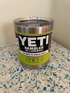 YETI Chartreuse 10 oz Rambler Lowball