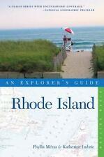 Explorers Guide Rhode Island (Fifth Edition)