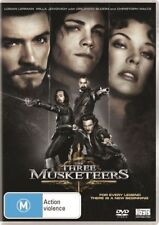 The Three Musketeers (2011) NEW R4 DVD
