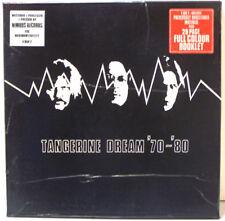 Tangerine Dream - '70 - '80 - 4 DISC BOX SET - VIRGIN RECORDS VBOX 2