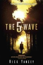The 5th Wave-Rick Yancey-2015 5th Wave novel #1-trade sized paperback