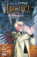 DC Comics Lucifer Volume 1 Trade Paperback Comic Book