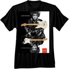 Fender T-Shirt HENDRIX ALTER YOUR AXIS Black, XXL