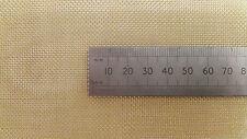 Brass Woven Wire Mesh 0.900mm aperture x 0.360mm wire diameter (20 Mesh)