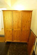 Kleiderschrank (dreitürig) Holz
