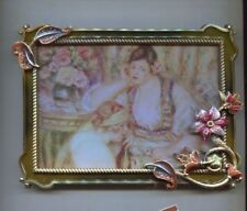 Jay Strongwater Pasha Dominique 4 x 6 frame nib