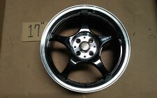 "SALE japan 5zigen 18inch x 8.5"" 5H x 114.3 mag wheel for skyline silvia + more"
