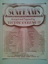 SUNBEAMS: 8. RENDEZ-VOUS - W. ALETTER