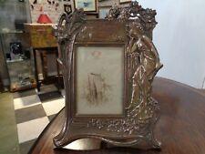 Genuine art Nouveau picture frame