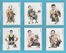 VICTORIA  GALLERY - SET OF 20  BOXING  CHAMPIONS  1ST  SERIES  CARDS  -  1991