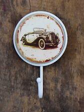 Kleiderhaken Wandhaken Gardrobe Vintage Küche Haken Halter Auto Oldtimer antik