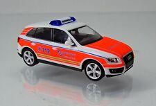 """Herpa 092661  Audi Q5 ELW """" Werkfeuerwehr Salzgitter """""""