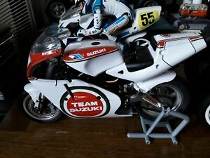 Kyosho 1/8 rc motorcycle