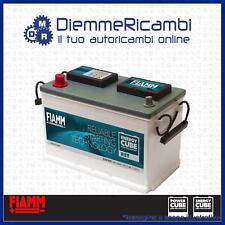 BATTERIA AUTO - CAMION-TRATTORE FIAMM TITANIUM 100Ah 720A EN +SX 12V - G28X100
